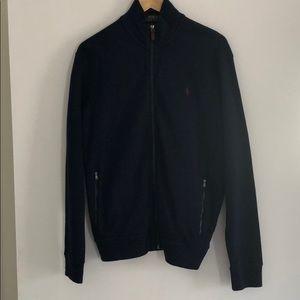 Ralph Lauren men's zip up sweater